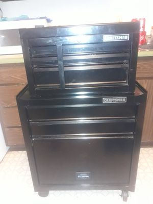 Craftsman tool box for Sale in Umatilla, OR