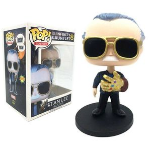 Funko POP Stan Lee The Infinity Gauntlet 8 Pop Vinyl Action Figures Collectible Model Toys for Sale in Philadelphia, PA