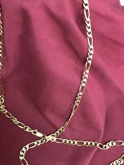 "24"" 14K Gold Chain Necklace 18.8 Grams for Sale in Milton,  FL"