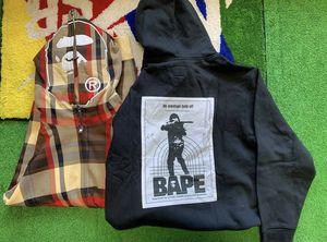 Bape hoodie for Sale in Livonia, MI