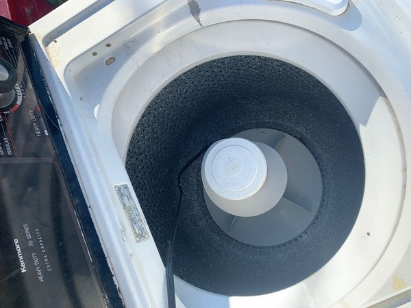 Kenmore washer and dry