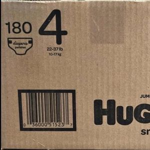 Huggies Snug Dry size 4 diapers-pañales Trade/intercambio for Sale in Downey, CA