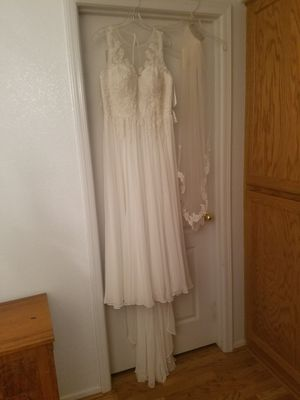 Enchanting-Ivory White-Size 12-Style 1161127 for Sale in Sun City, AZ
