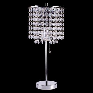 Crystal Inspired Table Lamp 19 inch for Sale in Montclair, CA