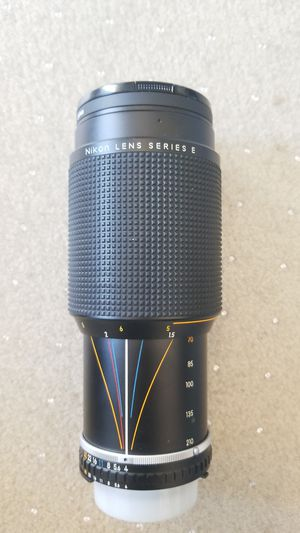 Nikon Series E zoom lense 70 to 210 mm for Sale in INDN HBR BCH, FL