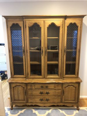 Antique Thomasville Dining Set for Sale in NO POTOMAC, MD