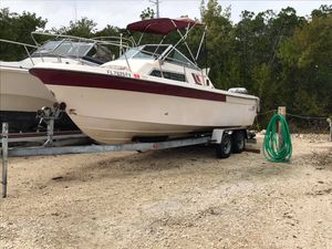 23ft walk around 225hp for Sale in FL, US