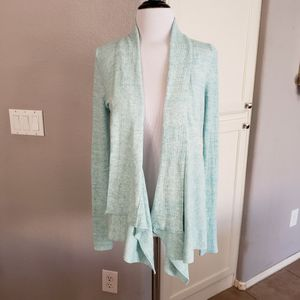 Verve Ami Waterfall Open Cardigan Women's Sweater for Sale in Peoria, AZ