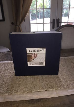 Brand New Calligraphy Set for Sale in Chesapeake, VA