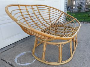 Wicker lounge chair for Sale in Ankeny, IA