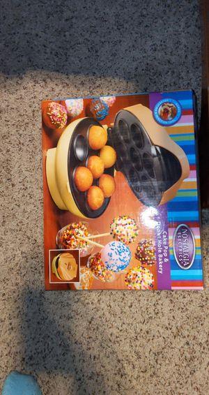 Nostalgia Electrics Cake Pop maker for Sale in Twin Falls, ID