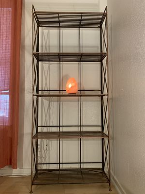 Collapsible Metal Shelf for Sale in Austin, TX