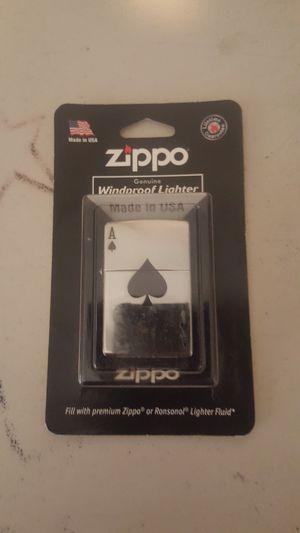 Brand New Zippo Lighter Lucky Ace for Sale in Chandler, AZ