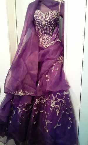 Quinceanera dress for Sale in Fayetteville, GA