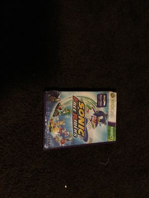 Sonic. Free riders Xbox 360 Kinect cd tape for Sale in North Las Vegas, NV