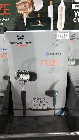 Ghostek Fuze Dual Earbuds for Sale in Harvey, MI