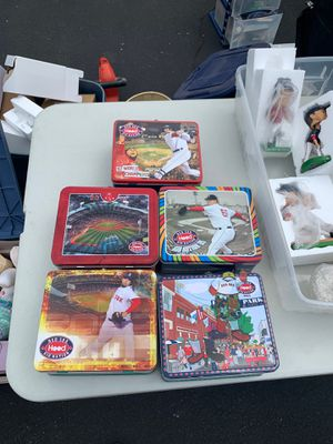 Red Sox Lunch Boxes for Sale in Norwood, MA
