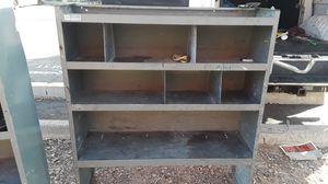 Metal shelves 50 each for Sale in Mesa, AZ