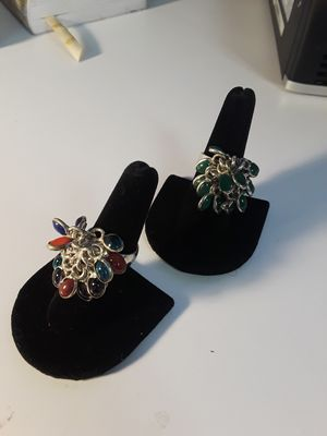 2 jingle rings sz 7 and 6.5 for Sale in Riverview, FL