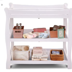 Sleigh Style Baby Changing Table Infant/newborn for Sale in Villa Park, CA