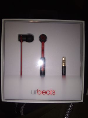 Beats By Dr. Dre - urbeats Brand New for Sale in Detroit, MI