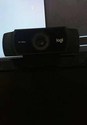 Logi streaming camera for Sale in Kennesaw, GA