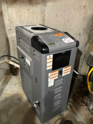 Jandy legacy LRZ 4000en pool heater. for Sale in Colorado Springs, CO