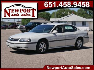 2003 Chevrolet Impala for Sale in Newport, MN