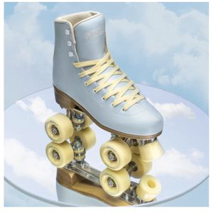 Impala roller skates rose gold sky blue for Sale in Issaquah, WA