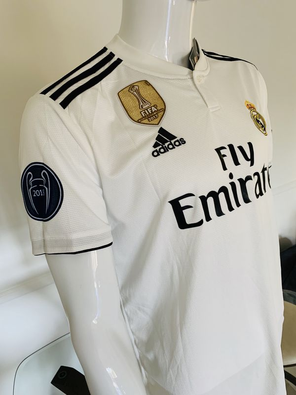 Luka Modric jersey Real Madrid home S,M,L