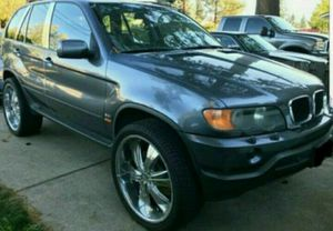 $3500 cash!!! 2002 BMW X5 3.0i runs & drives for Sale in Portland, OR