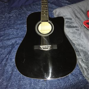 Hunington Electric Acoustic Guitar! for Sale in Moreno Valley, CA