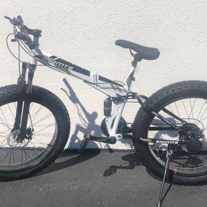 Gunsrose Fat Tire Folding Bikes for Sale in West Miami, FL