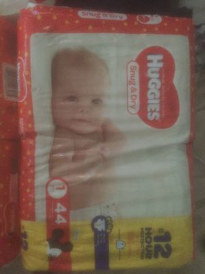 Huggies Diapers Snug & Dry for Sale in West Palm Beach, FL