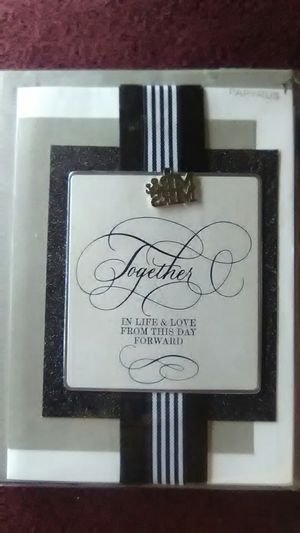 """PAPYRUS """"MARRIAGE"""" SENTIMENT CARD for Sale in Portland, OR"""