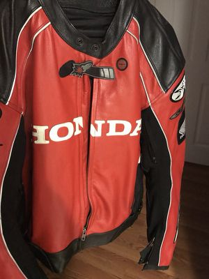"Honda MOTORCYCLE JACKET ""M"" for Sale in Carmel, NY"