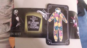 The Nightmare Before Christmas Union Suit for Sale in Sodus, NY