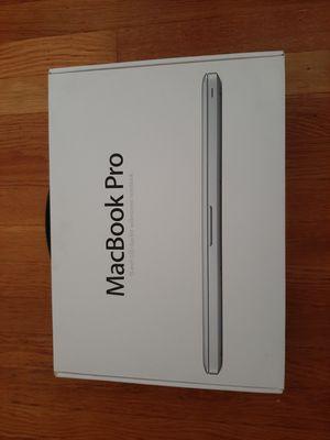 MacBook Pro 15-inch for Sale in West Springfield, VA
