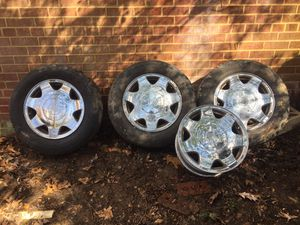 Cadillac rims for Sale in Alexandria, VA
