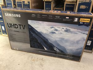 Samsung UN55NU8000 55-inch 4K UHD Smart TV 8 Series for Sale in Willoughby, OH