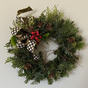 """10"""" Christmas Candle Holder Or Wreath for Sale in Orange, CA"""
