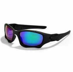 Design Sports Mirror Polarized Sunglasses Classics Driving Eyewear UV400 Unisex for Sale in Burlington,  VT