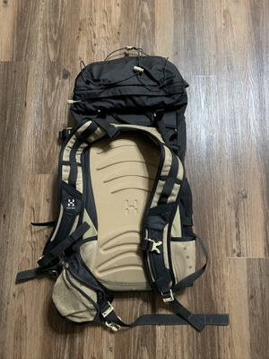 Haglofs hiking backpack—good condition for Sale in Sandy, UT