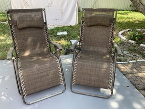 2 nice chairs for Sale in Clearwater, FL