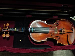 Otto Benjamin Violin Full sized with case for Sale in Germantown, MD