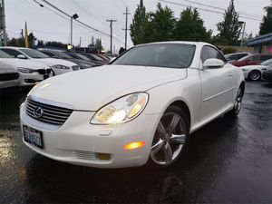 2003 Lexus SC 430 for Sale in Everett, WA