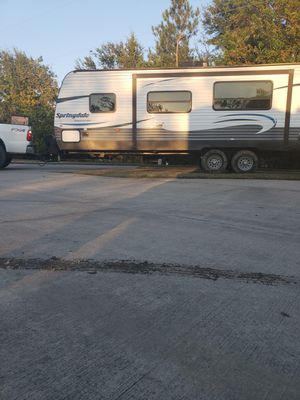 2017 springdale camper for Sale in Baytown, TX