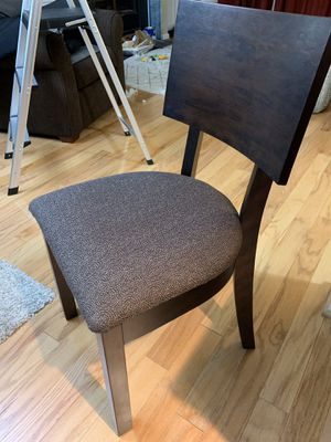 Arhaus dining room chairs - 2 for Sale in Alexandria, VA