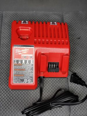 Milwaukee Charger M12 M18 Brand new never used for Sale in Fresno, CA