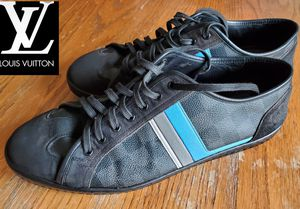 Authentic Louis Vuitton sneakers. Size 7.5 - please check pictures carefully for Sale in Anaheim, CA